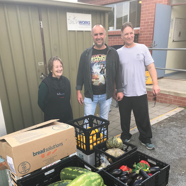 Food for the community